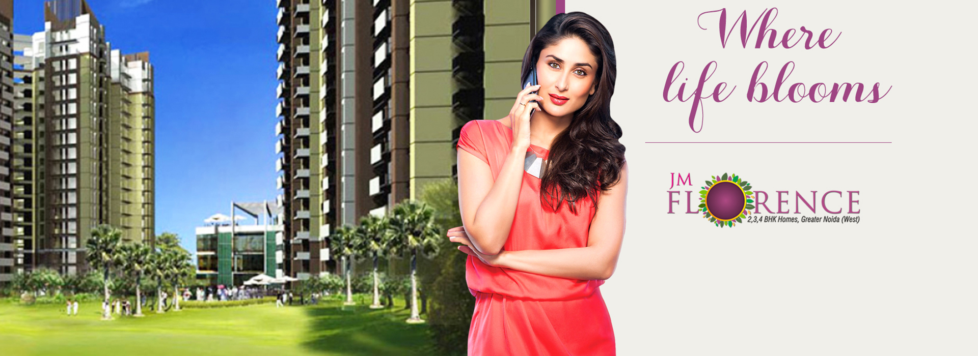 JM Florence in noida extension